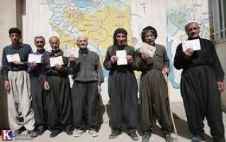 آرایش نهایی منتخبین استان کردستان در مجلس یازدهم