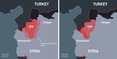 ادلب، افتادن مهره اول دومینوی اخراج ترکیه از سوریه؟