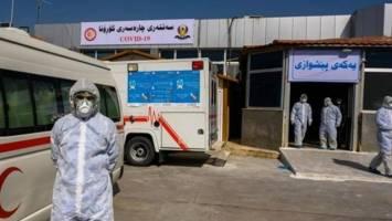 اقلیم کردستان عراق و تلاش برای کنترل شیوع کرونا