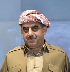 پیام تسلیت کاک عباس غزالی، فعال فرهنگی و نماینده سابق پارلمان کردستان