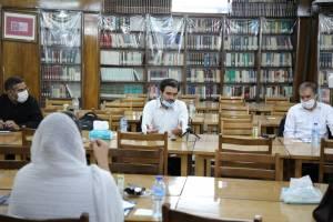 برگزاری نشست هم اندیشی با موضوعات صلح و کودکان کار