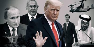 ترامپ و خاورمیانه؛ خوشبین، عجول، سردرگم و پراشتباه!