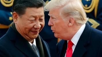 ترامپ و کابوسی که تعبیر شد: خوشحالی چین از شکست او؟