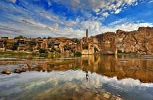 نوعثمانیسم و پروژه غرق کردن 10 هزار سال تاریخ در حصنکیفا!
