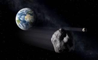 سیارکی به اندازه اقیانوس پیما از کنار زمین می گذرد