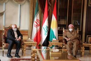 تاکید ظریف بر گسترش روابط اقتصادی تهران –اربیل