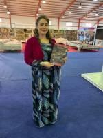 پوشش نمایشگاه بین المللی ایران در اربیل توسط ماهنامه فراتاب کُردی