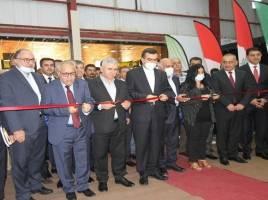 دومین نمایشگاه اختصاصی بازرگانی ایران در سلیمانیه افتتاح شد