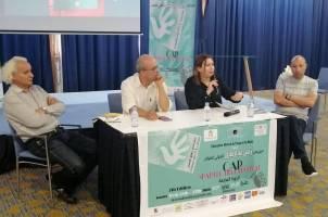 انتشار کتاب «شبی دوختهشده با آذرخش» ترجمه اشعار عباس کیارستمی به عربی در مراکش