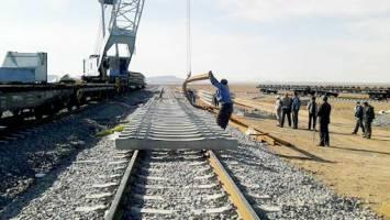 گزارشی از آخرین وضعیت پروژه اتصال راه آهن ایران و عراق