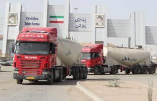 افزایش ۳۱ درصدی صادرات به عراق در پنج ماه نخست ۱۴۰۰