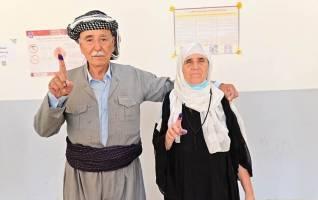 شوکهای انتخابات پنجم عراق